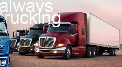 Balram Trucking - Always Trucking